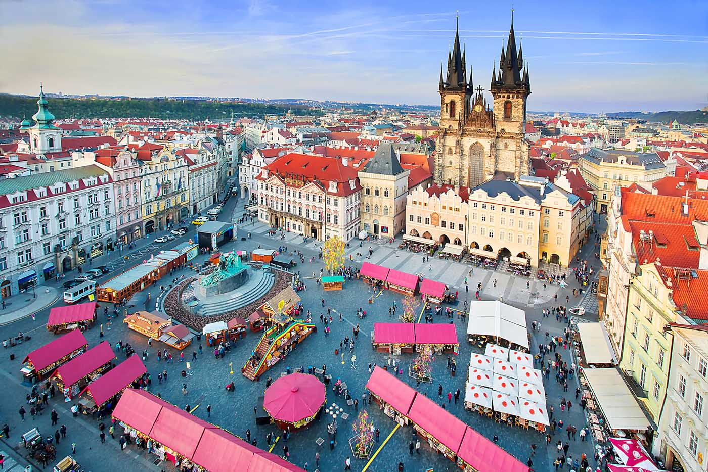 Exciting Vacations planned our trip to Prague, Czech Republic http://excitingvacations.net