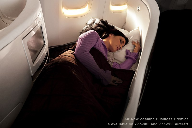 How to Catch Some Sleep on Your Next International Red-Eye Flight