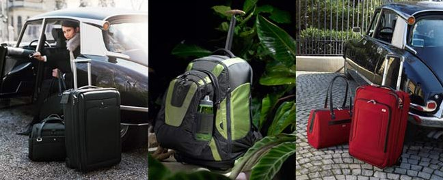 Each piece of Victorinox Travel Gear is packed full of functions inspired by the Swiss Army Knife.