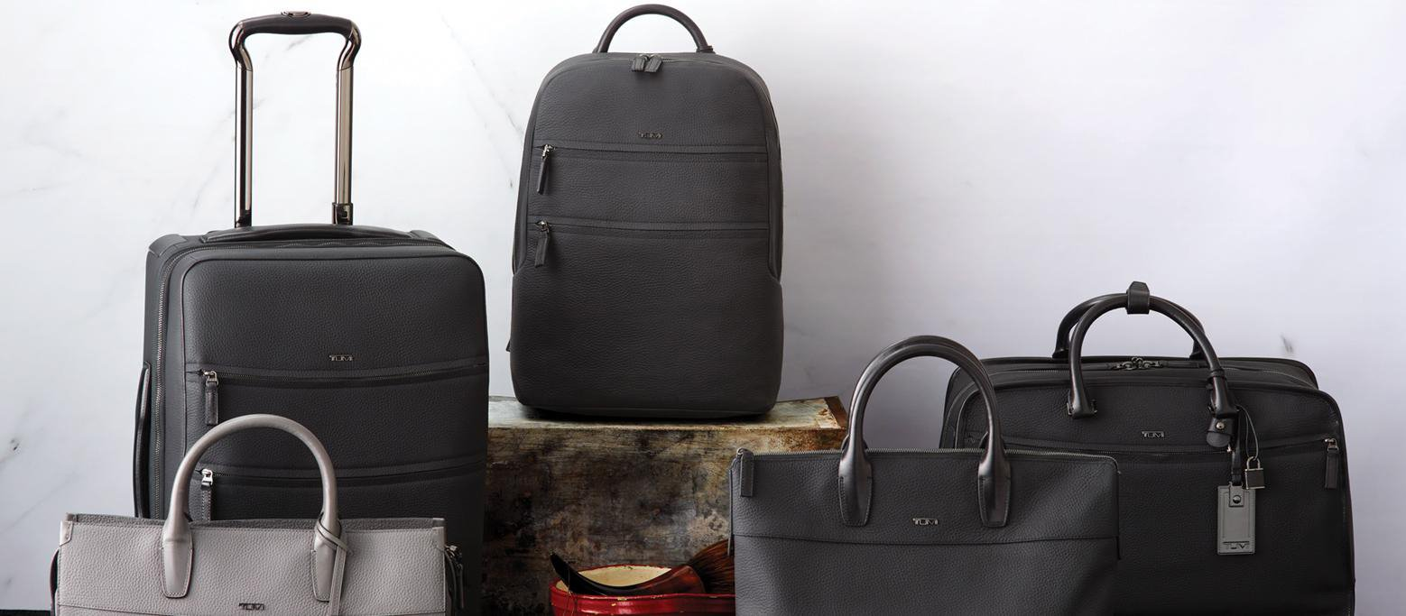 TUMI luggage, carry-ons, duffels and garment bags are strong, lightweight, and engineered to endure.