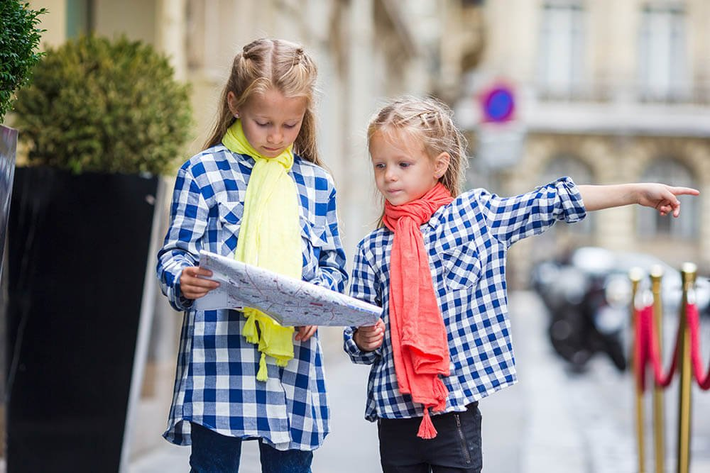 There are many fun activities for kids in Paris