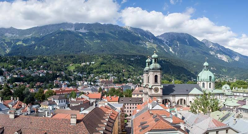 5 Must-See Sights in Innsbruck, Austria